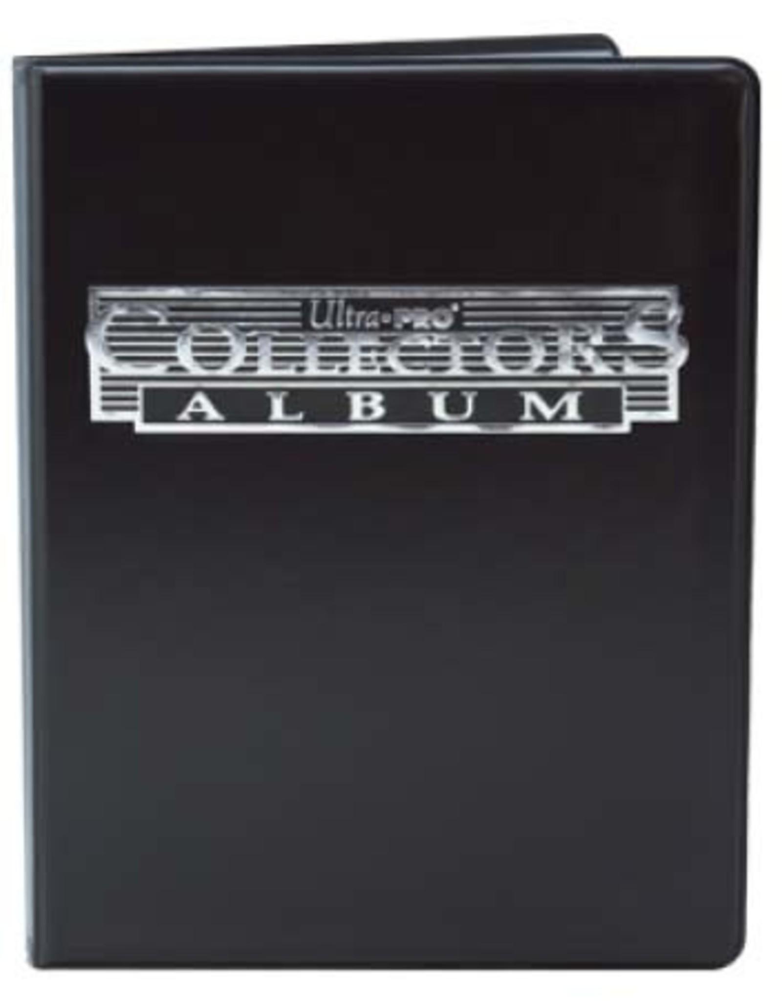 Ultra Pro Collectors Portfolio 9-Pocket - Zwart