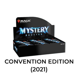Wizards of the Coast MtG Mystery Booster Convention Edition Box (24 boosters)