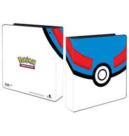 Ultra Pro Portfolio Pokemon Great Ball 4-Pocket
