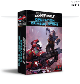 Corvus Belli Infinity CodeOne: Operation Crimson Stone (EN)