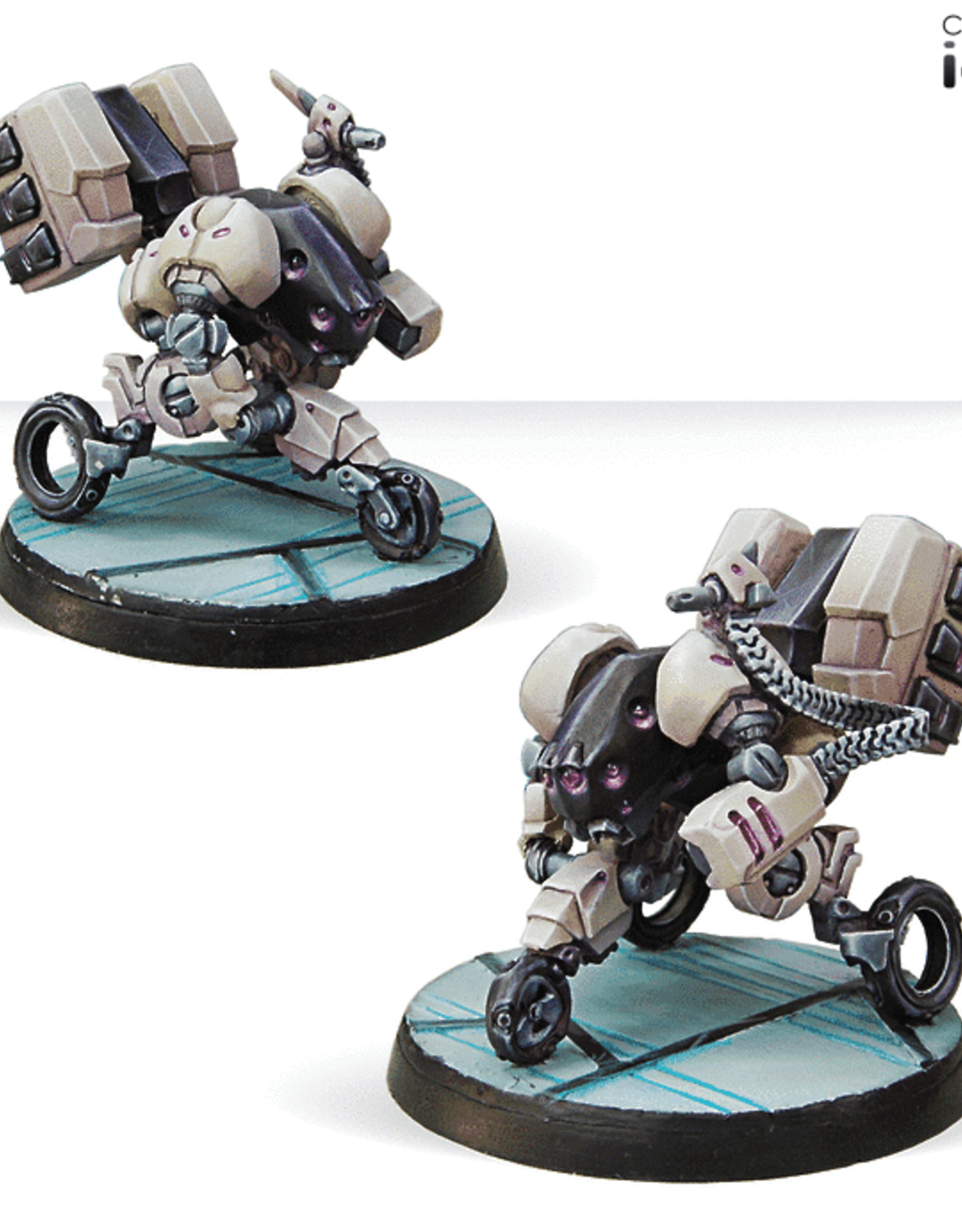 Corvus Belli Probots (EVO Repeater, Combi Rifle)