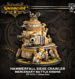 Privateer Press Hammerfall Siege Crawler