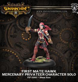 Privateer Press First Mate Hawk