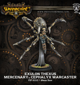 Privateer Press Exulon Thexus