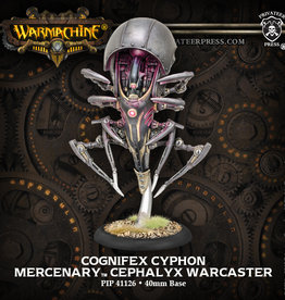 Privateer Press Cephalyx Cognifex Cyphon