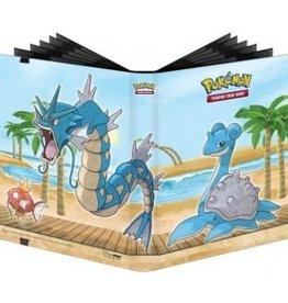 Ultra Pro Pro Binder Pokemon Gallery Series Seaside 2019 9-pocket