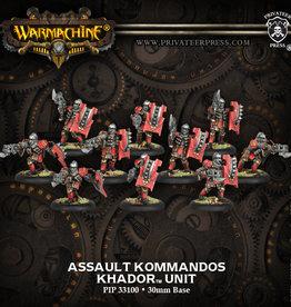 Privateer Press Assault Kommandos