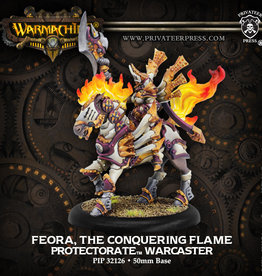 Privateer Press Feora the Conquering Flame