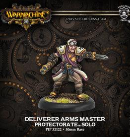 Privateer Press Deliverer Arms Master