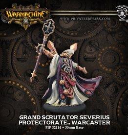 Privateer Press Grand Scrutator Severius