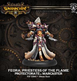 Privateer Press Feora Priestess of the Flame