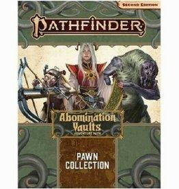 Paizo Pathfinder Abomination Vaults Pawn Collection (P2