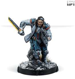 Corvus Belli John Hawkwood, Merc Officer (K1 Marksman Rifle)
