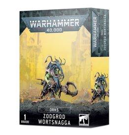 Games Workshop Orks Zodgrod Wortsnagga