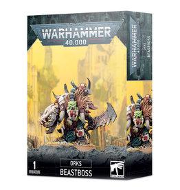 Games Workshop Orks Beastboss