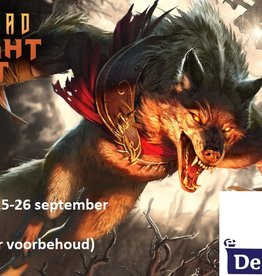 Wizards of the Coast MtG Casual Pre-release Innistrad: Midnight Hunt 26 september Middag 2021