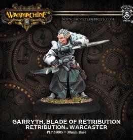 Privateer Press Garryth, Blade of Retribution