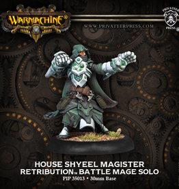 Privateer Press House Shyeel Magister