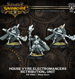 Privateer Press House Vyre Electromancers