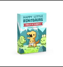 Unstable Games Happy Little Dinosaurs: Perils of Puberty (EN)