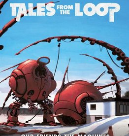 Free League Publishing Tales from the Loop: Our Friends the Machines & Other Mysteries (EN)