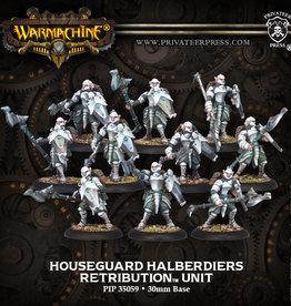 Privateer Press Houseguard Halberdiers