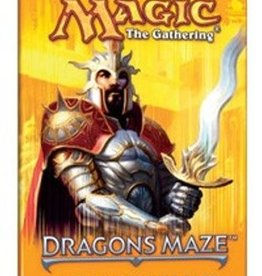 Wizards of the Coast MtG Dragons Maze Booster