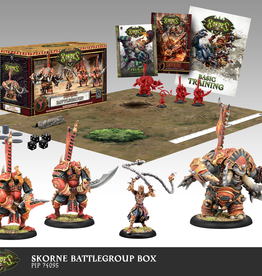 Privateer Press Skorne Battlegroup Starter Box