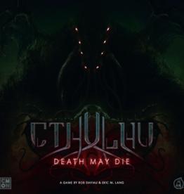 Cool Mini or Not Cthulhu Death May Die (EN)