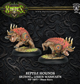 Privateer Press Reptile Hounds