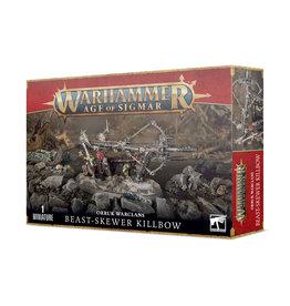 Games Workshop Orruk Warclans Beast-Skewer Killbow