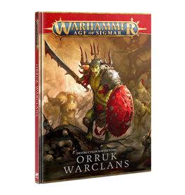 Games Workshop Battletome: Orruk Warclans