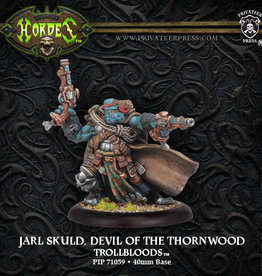Privateer Press Jarl Skuld, Devil of the Thornwood