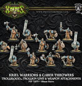 Privateer Press Kriel Warriors