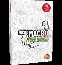 White Goblin Games MicroMacro: Full House (NL)