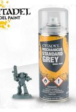 Games Workshop Citadel Spray: Mechanicus Standard Grey