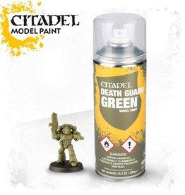 Games Workshop Citadel Spray: Death Guard Green