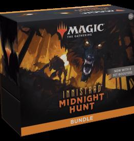 Wizards of the Coast MtG Innistrad: Midnight Hunt Bundle (EN)