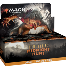 Wizards of the Coast MtG Innistrad: Midnight Hunt Draft Booster Display