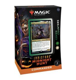 Wizards of the Coast MtG Innistrad: Midnight Hunt Commander Deck