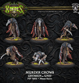 Privateer Press Murder Crows