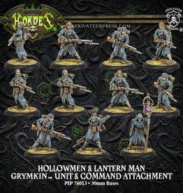 Privateer Press Hollowmen & Lantern Man