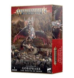 Games Workshop Orruk Warclans Gobsprakk the Mouth of Mork