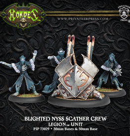 Privateer Press Nyss Scather Weapon Crew
