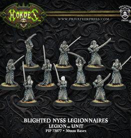 Privateer Press Nyss Legionnaires