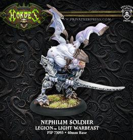 Privateer Press Nephilim Soldier