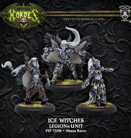 Privateer Press Ice Witches