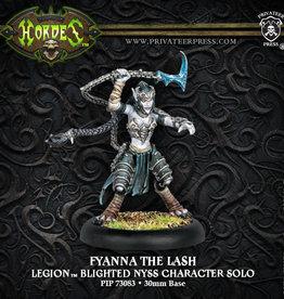 Privateer Press Fyanna the Lash