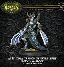 Privateer Press Absylonia, the Terror of Everblight