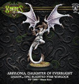 Privateer Press Absylonia Daughter of Everblight